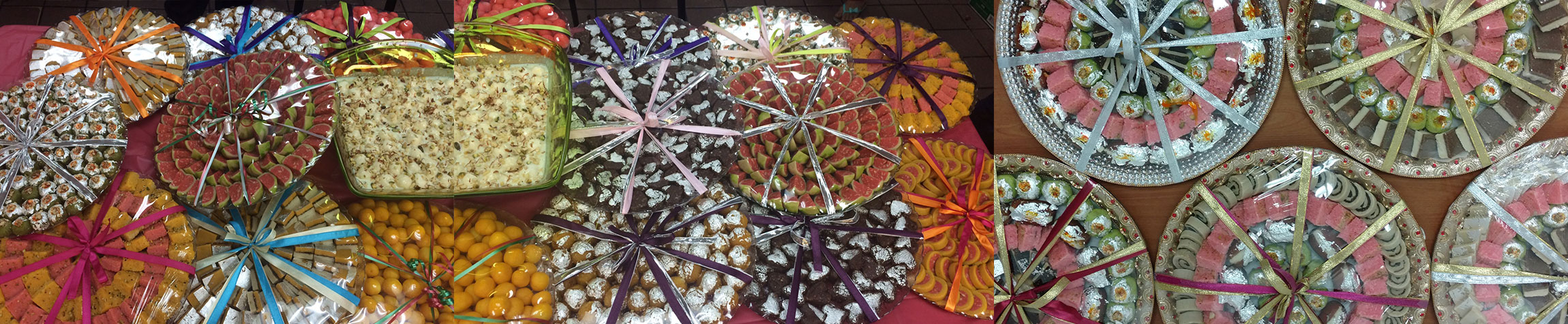 Sweets Platter Samples